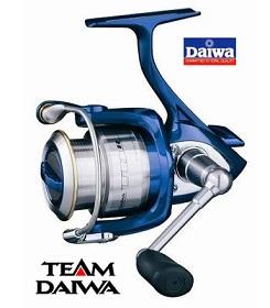 Катушка DAIWA TD-R 3012D (двойная рукоятка) (запасная шпуля в комплекте)