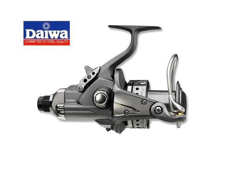 Катушка безынерционная карповая DAIWA Tournament Linear - X 5000 BR (запасная шпуля в комплекте)