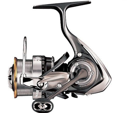Катушка Daiwa 17 STEEZ type-II Hi-SPEED