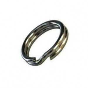 Кольца заводные/сталь Kosadaka 7 мм (8шт.) 1211BN-07