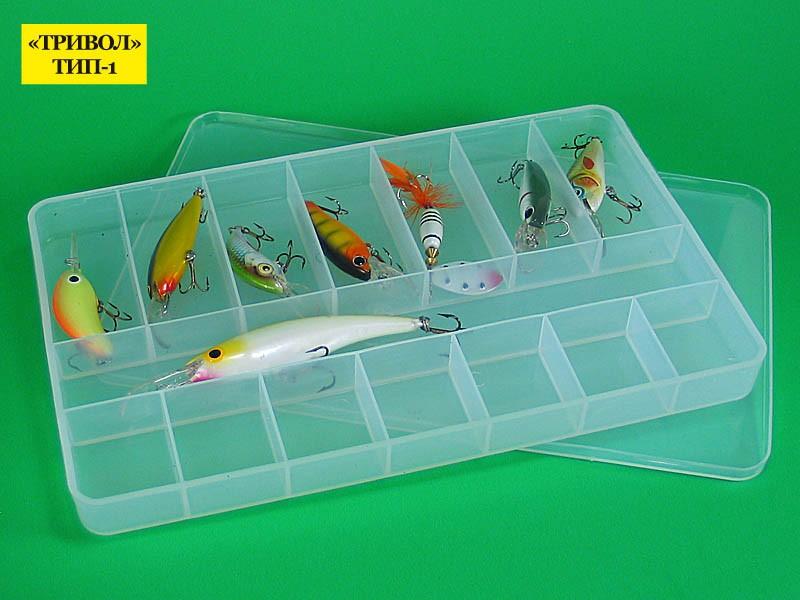 Коробка Idea Fisher «Тривол» ТИП-1