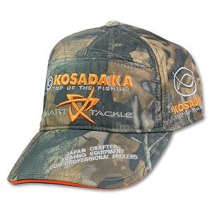 Бейсболка Kosadaka теплая Smart Tackle камуфляж