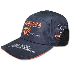 Бейсболка Kosadaka теплая Smart Tackle синяя