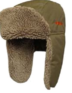 Шапка ушанка Kosadaka Arctic2 мех овчина, хаки, размер XL