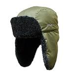 Шапка ушанка Kosadaka Arctic мех меланж, хаки, размер XL