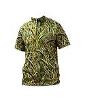 Футболка Kosadaka Camouflage Sunblock, р-р S, UV защита,  кор.рукав