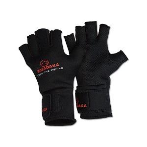 Перчатки неопреновые Kosadaka Fishing gloves-17 разм. M