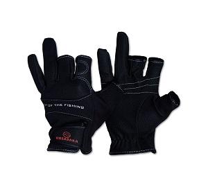 Перчатки неопреновые Kosadaka Fishing gloves-21 разм. M
