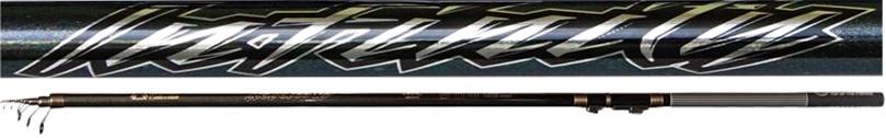 Телескопическое удилище с кольцами Kosadaka INFINITY Bolognese 5м / 10-30г
