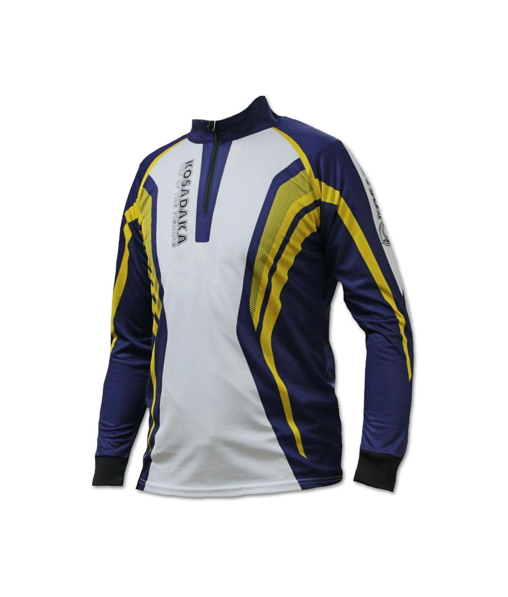 Футболка Kosadaka Limited  Sunblock, р-р XL, UV защита, дл.рукав