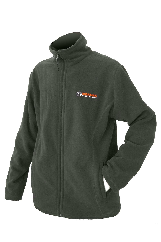 Куртка флисовая Kosadaka JF03 хаки L/50-52