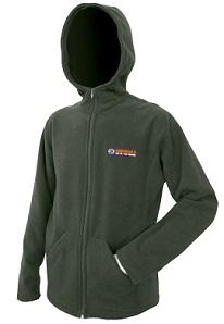 Куртка флисовая Kosadaka JF01 с капюшоном хаки XXL/52-54