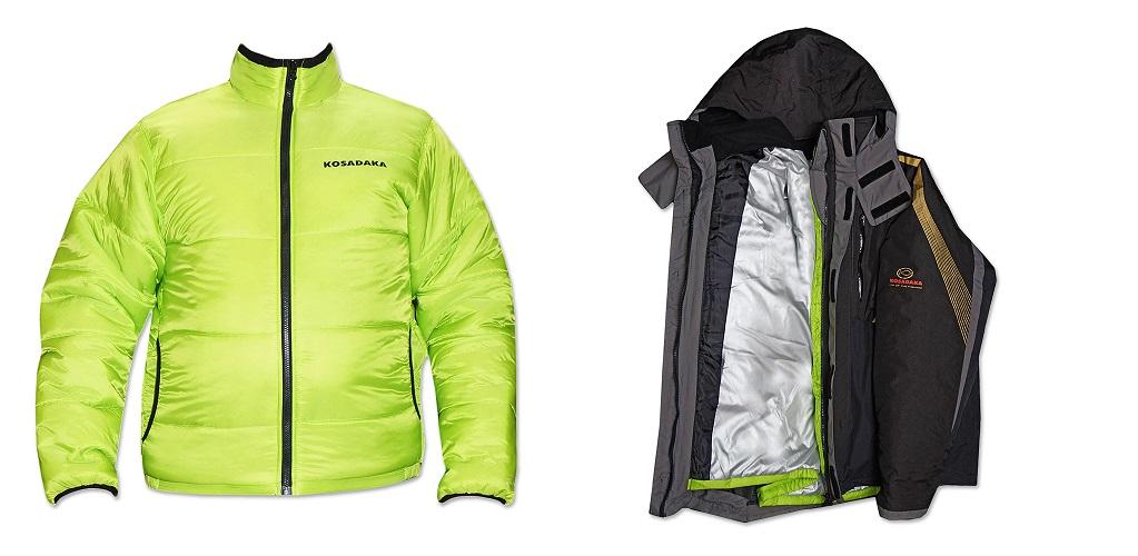 Куртка двойка Kosadaka Orca, 25C+7, размер 52-54