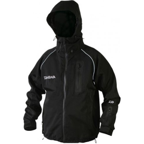 Куртка непромокаемая дышащая DAIWA Brethable Jacket - размер XL (50) / DBJ-XL
