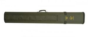 Тубус двойной для спиннингов и удилищ с карманом Acropolis 145см D-110мм КВ-17