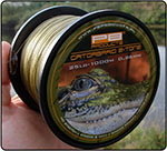 PB PRODUCT  Леска плетеная GATOP 2 TONE Braid 0,30mm 30lb 1000m 11503