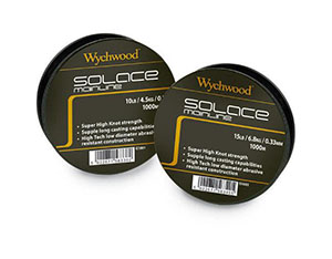 WYCHWOOD  Леска SOLACE CARP LINE 12lb  0,30mm 1000m G1002
