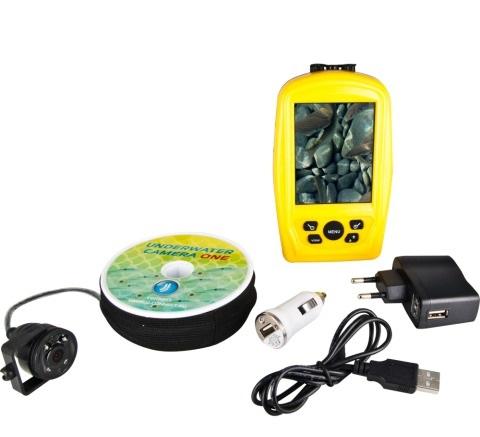Подводный видеокомплект Lucky FF3308-8 (New)