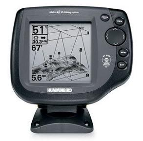 Эхолот Humminbird Matrix 47x 3D