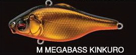 Воблер Megabass Vibration-X Ultra RI (gg mb kinkuro)