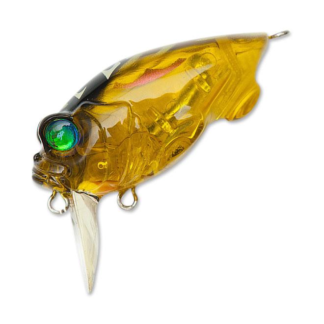 Воблер Megabass Baby Griffon Zero 38F вес 5,25 гр цвет SSR C