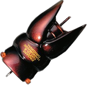Воблер Megabass Gatta-X Parahatch 50F вес 14,0  гр цвет NK