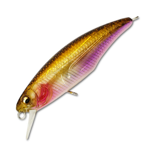 Воблер Megabass Great Hunting Minnow 48S вес 3,2  гр цвет GPW