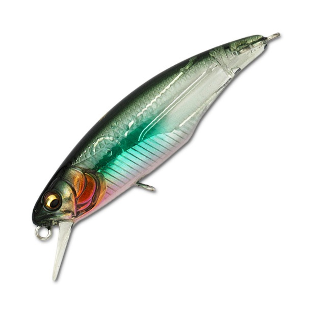 Воблер Megabass Great Hunting Minnow 52S вес 3,8  гр цвет HTSM