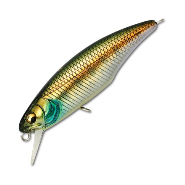 Воблер Megabass Great Hunting Minnow 52F вес 3,2  гр цвет WAmago