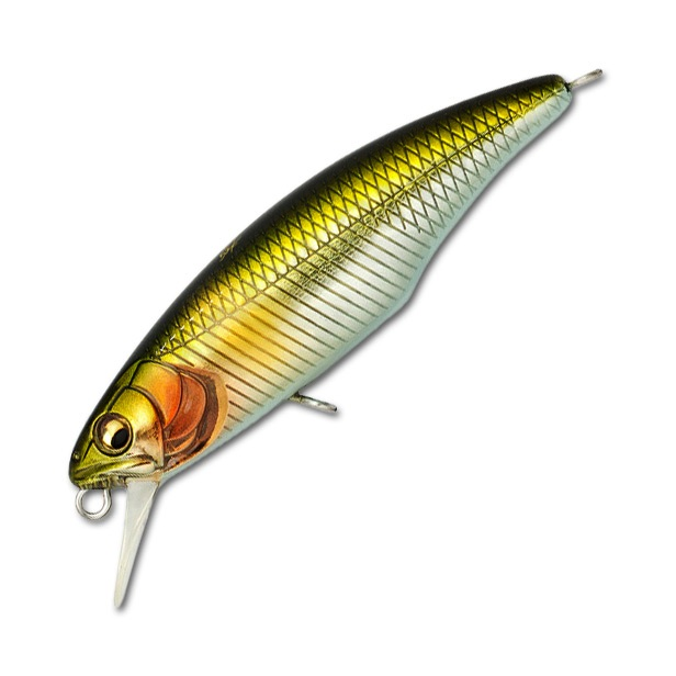 Воблер Megabass Great Hunting Minnow 52S вес 3,8  гр цвет WAyu