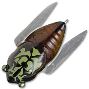Воблер Megabass Siglett 36,5F вес 5,25  гр цвет TTB