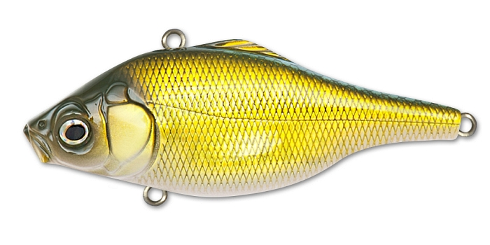 Воблер Megabass Vibration X Ultra Rattle вес 19,25 гр цвет GG Kin Buna