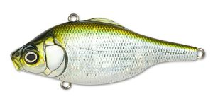 Воблер Megabass Vibration X Ultra Rattle вес 19,25 гр цвет GG Shira Hae