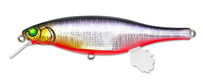 Воблер Megabass Vision 100 Miyabi вес 17,4 гр цвет GGMRP