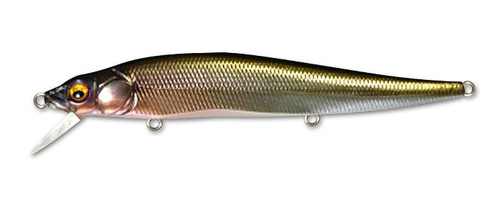 Воблер Megabass Vision Oneten Hi-Float 110F вес 14,0  гр цвет Wagin Kawamutu