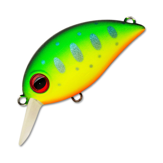 Воблер Zipbaits Hickory SR вес 3,2г цвет ZR-010R
