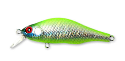 Воблер Zipbaits Khamsin Tiny SR вес 2,8г цвет 202R