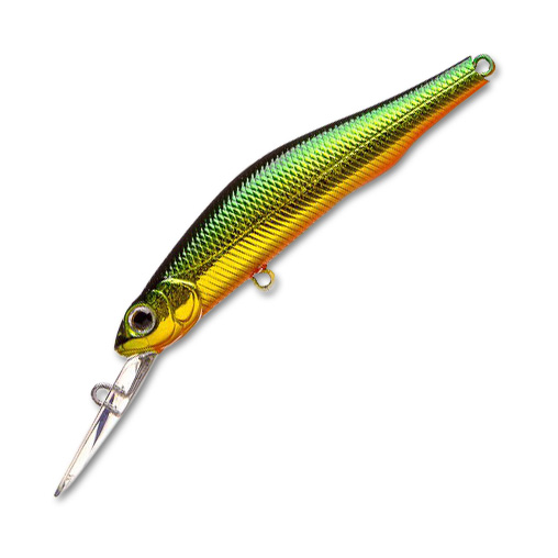 Воблер Zipbaits Orbit 80 SP-DR вес 9,0г цвет 830R