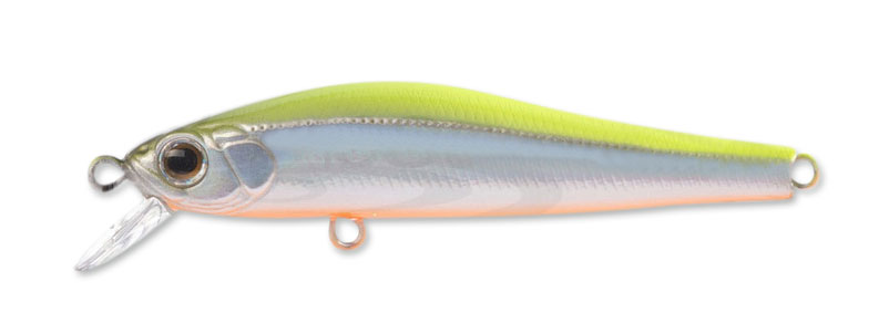 Воблер Zipbaits Rigge S-Line 56S вес 3,6г цвет 205R