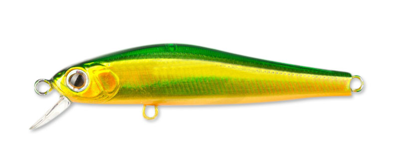 Воблер Zipbaits Rigge S-Line 56S вес 3,6г цвет 406R