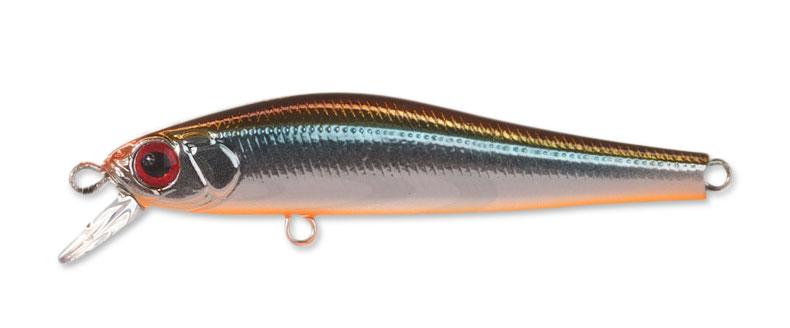 Воблер Zipbaits Rigge S-Line 56S вес 3,6г цвет 824R