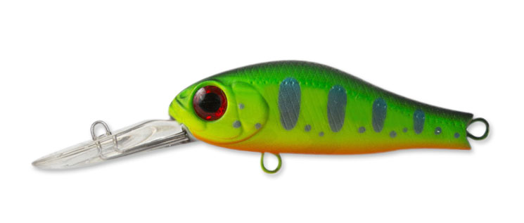 Воблер Zipbaits Rigge Deep 35F вес 2,2г цвет ZR-10R