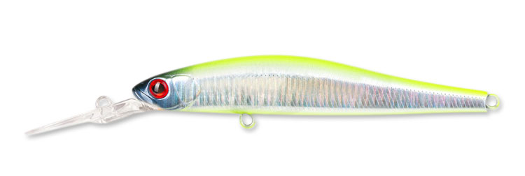 Воблер Zipbaits Rigge Deep 90F вес 11,0г цвет 202R