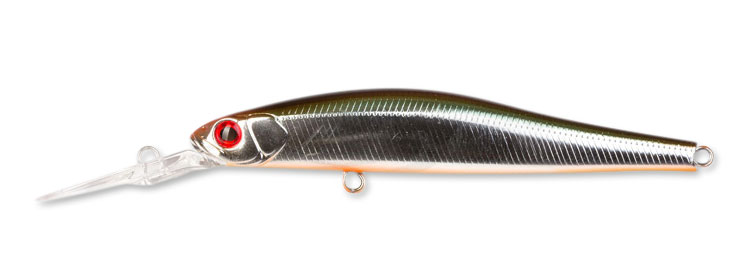 Воблер Zipbaits Rigge Deep 90F вес 11,0г цвет 824R