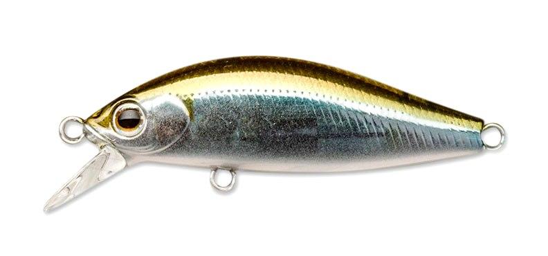 Воблер Zipbaits Rigge Flat S-Line 45S вес 3,8г цвет 021R