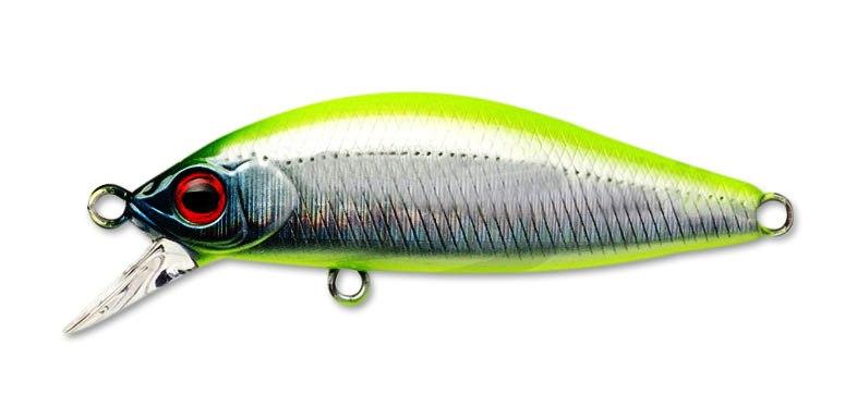 Воблер Zipbaits Rigge Flat S-Line 45S вес 3,8г цвет 202R