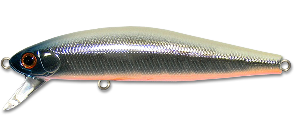 Воблер Zipbaits Rigge Hunted S-Line 78S вес 12,0г цвет 821R