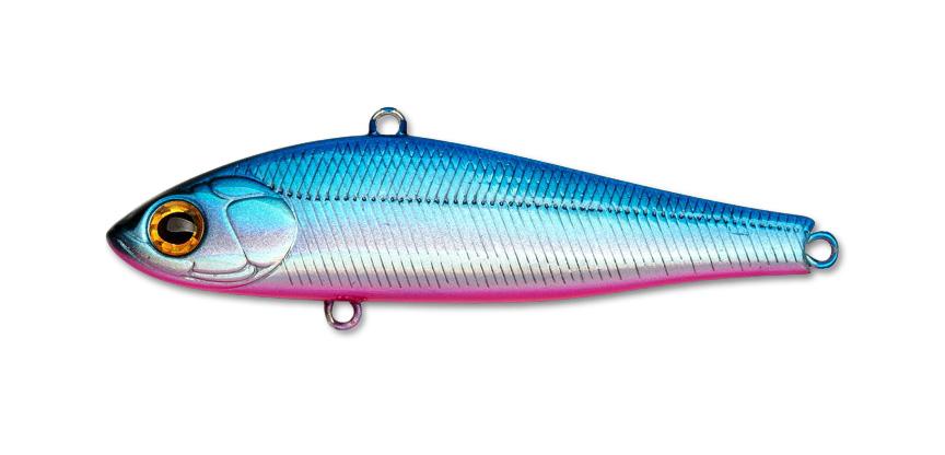 Воблер Zipbaits Rigge Vib63 вес 8,8г цвет 220R