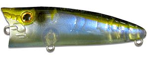 Воблер Zipbaits ZBL System minnow popper tiny вес 3,7г цвет 018R