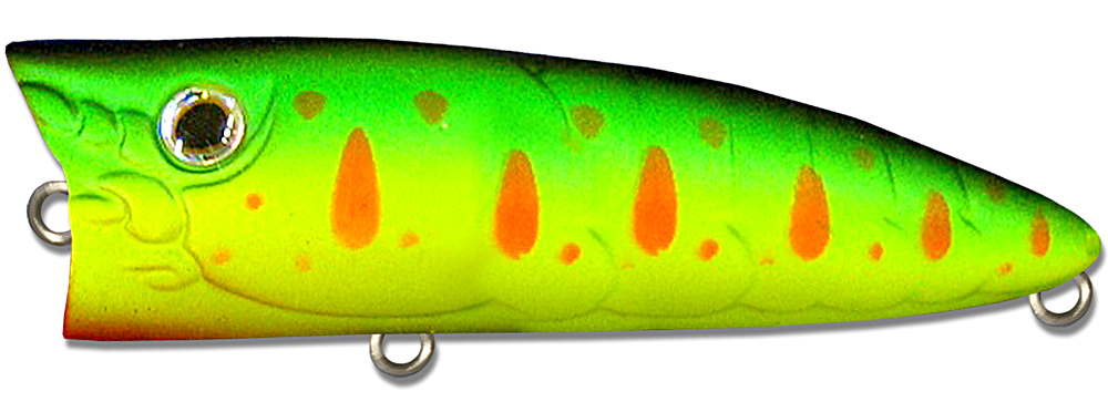 Воблер Zipbaits ZBL System minnow popper tiny вес 3,7г цвет 313R
